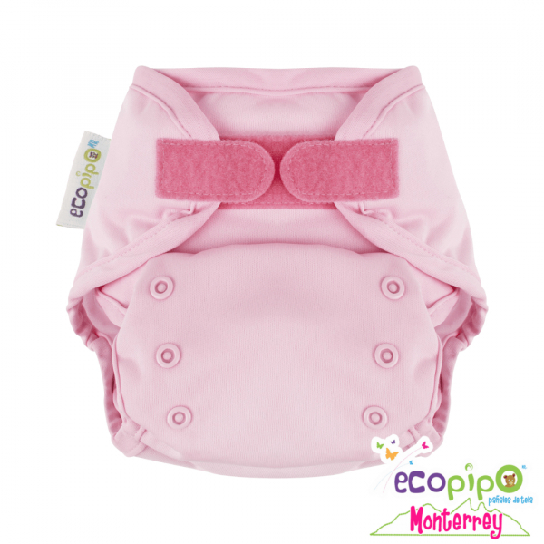 Cubierta impermeable rosa