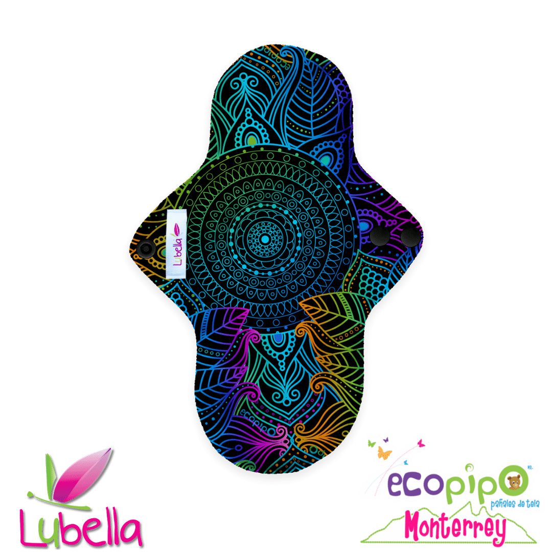 Toalla Femenina de Tela – Regular Mandala