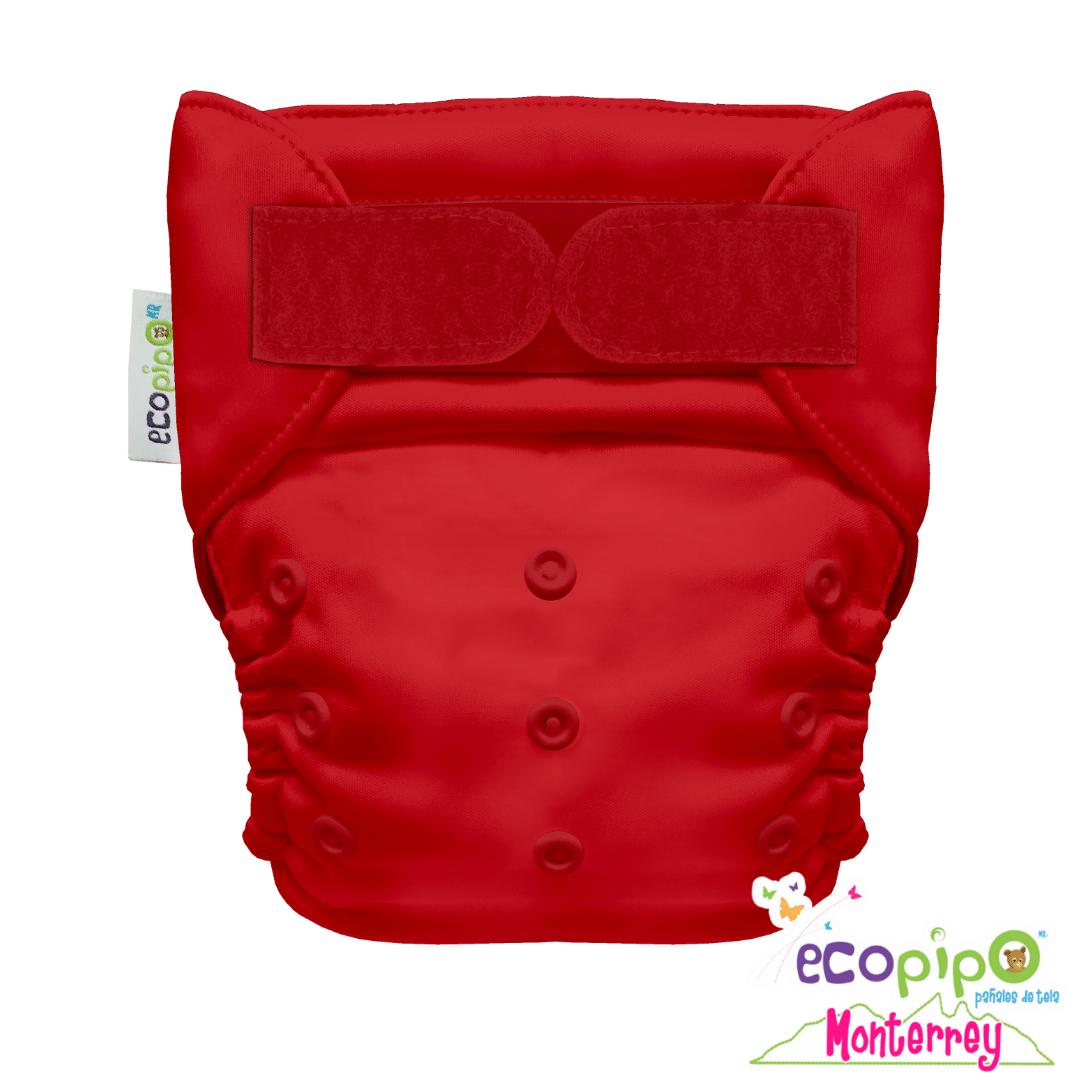 Pañal Ecológico – Rojo G4