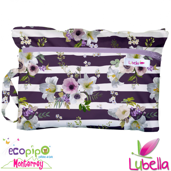 Bolsa para toallas femeninas - lilis